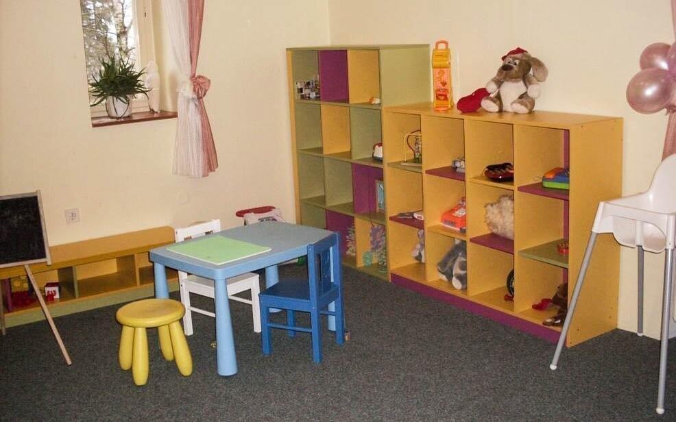 Deti istotne ocenia detský kútik plný hračiek