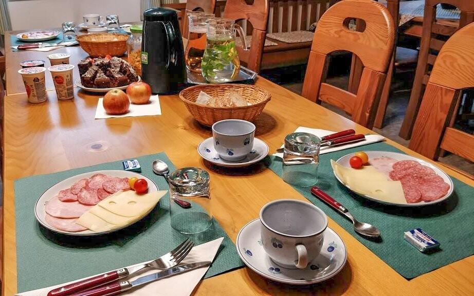Těšit se můžete na výborné snídaně