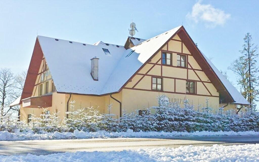 Hotel Tulipán nájdete v Tatranskej Lomnici