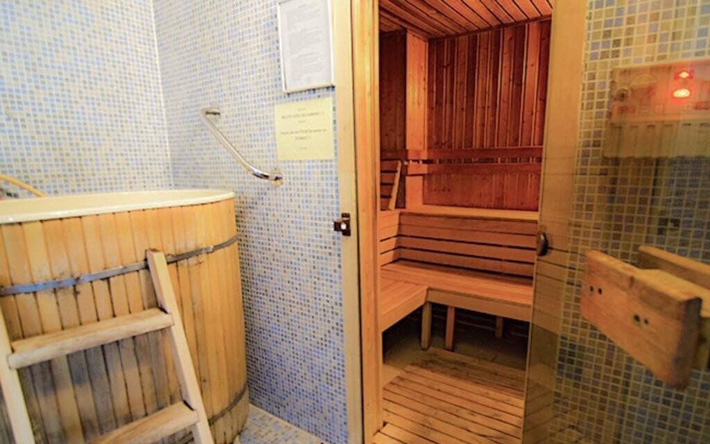 Zahrejte sa v saune (fínska, parná, infra)