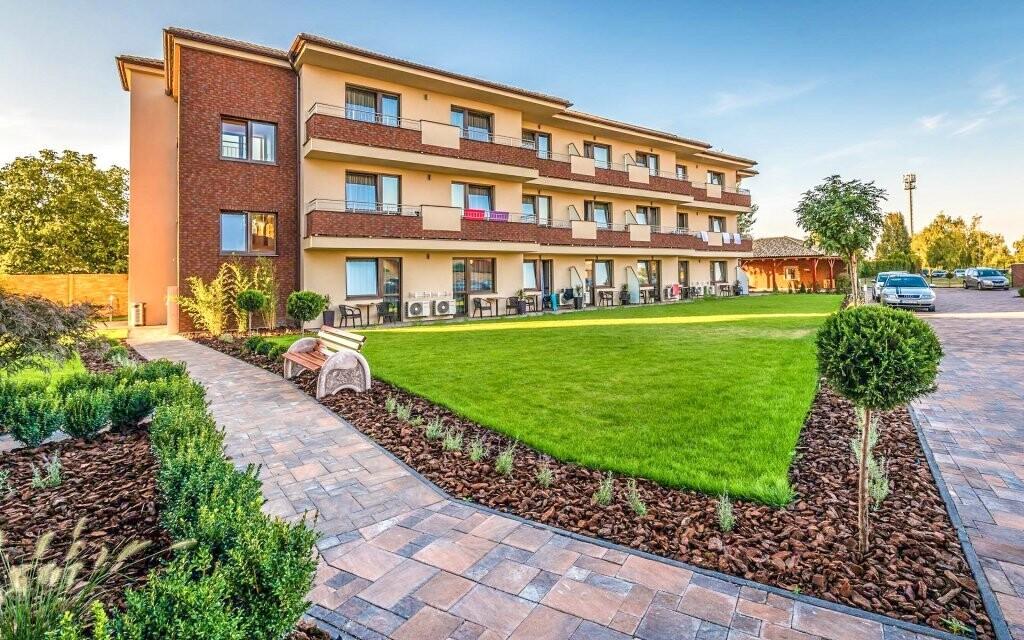 Užijte si skvělý pobyt ve zcela nových apartmánech