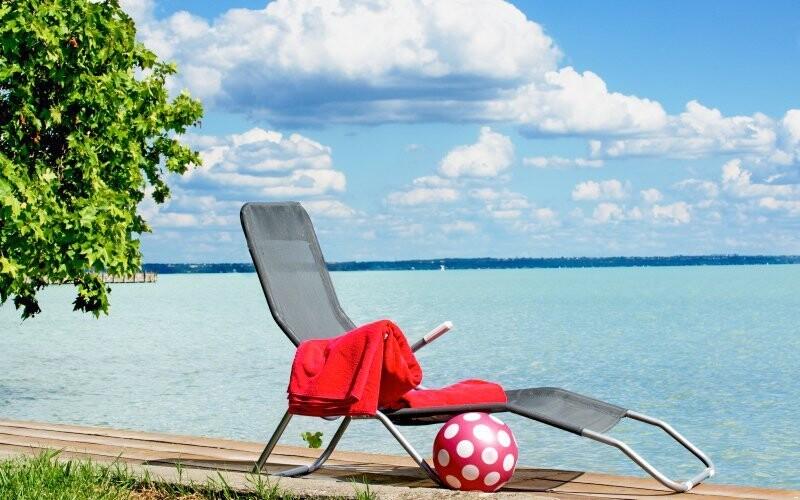 Využívat můžete soukromou pláž