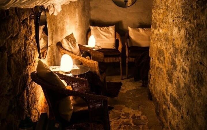 V ceně pobytu máte i vstup do solné inhalační jeskyně
