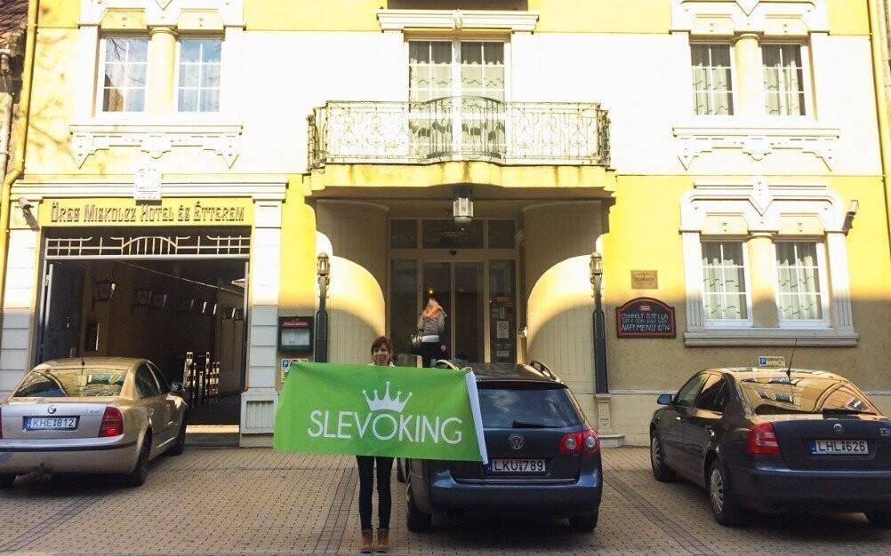Slevoking hotel Öreg osobně ověřil