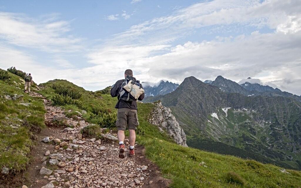 Vydejte se po turistických trasách k vrcholům