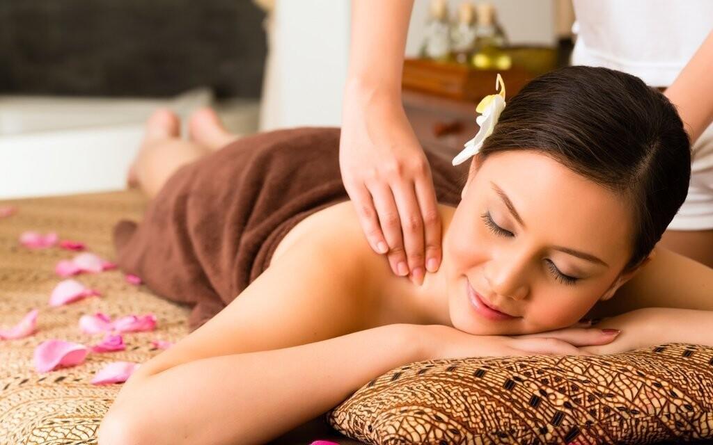 Užijete si tiež relaxačnú masáž