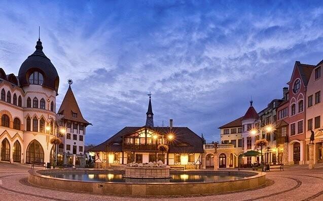 Komárno je krásné historické město, které stojí za procházku