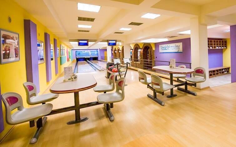 Tiež bowling si môžete na dovolenke užiť