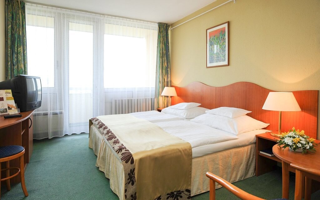 K dispozícii sú pohodlné izby