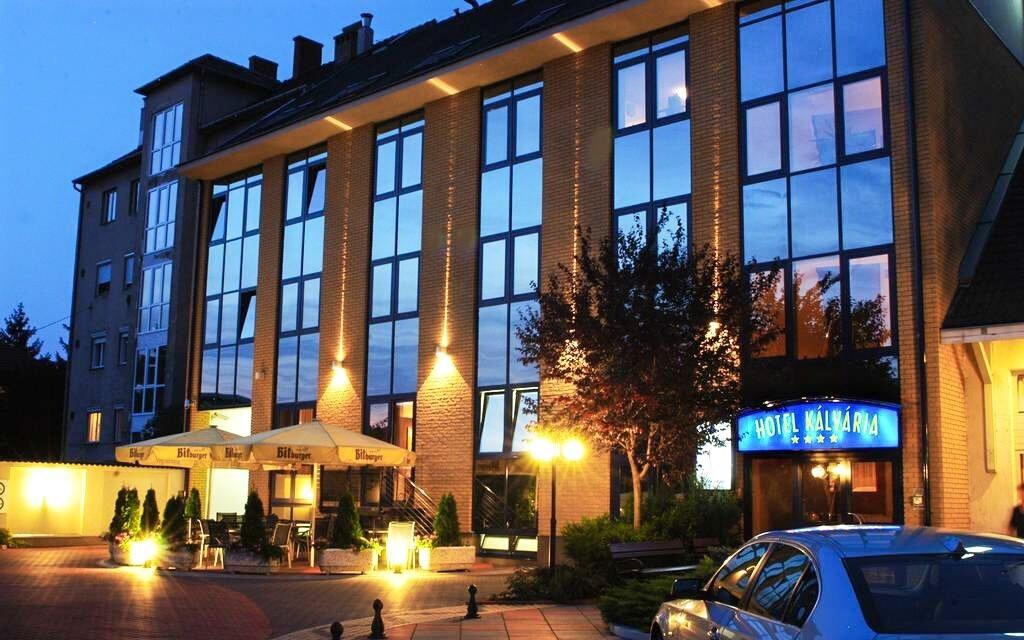 Užijte se dovolenou v krásném hotelu