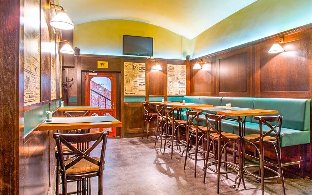 Do restauraci si zajděte na večeři nebo na dobré pivo