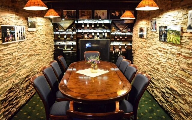 Ochutnat můžete i vína v Sommelier klubu