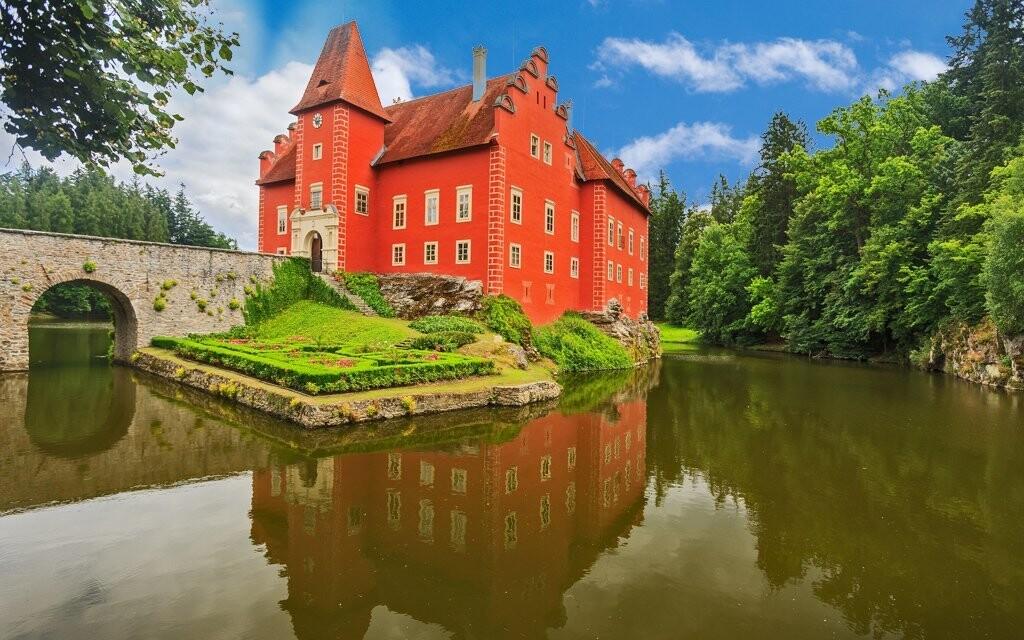 Navštivte i další pohádková místa jižních Čech