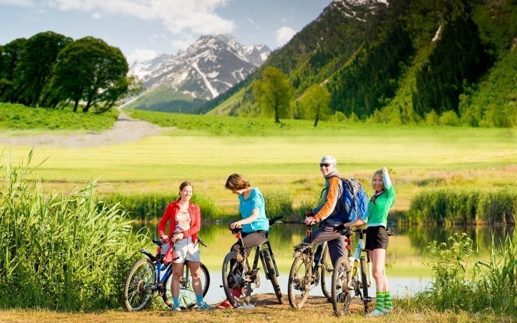 Vydejte se na výlet na kolech