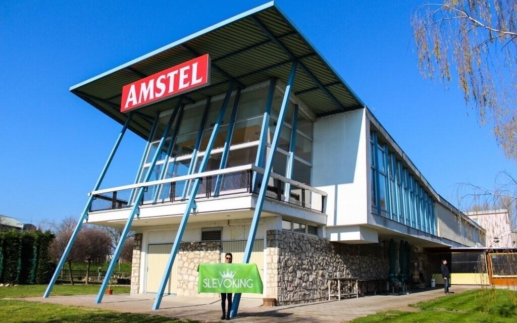 Hotel Amstel navštívi i tým Slevokingu