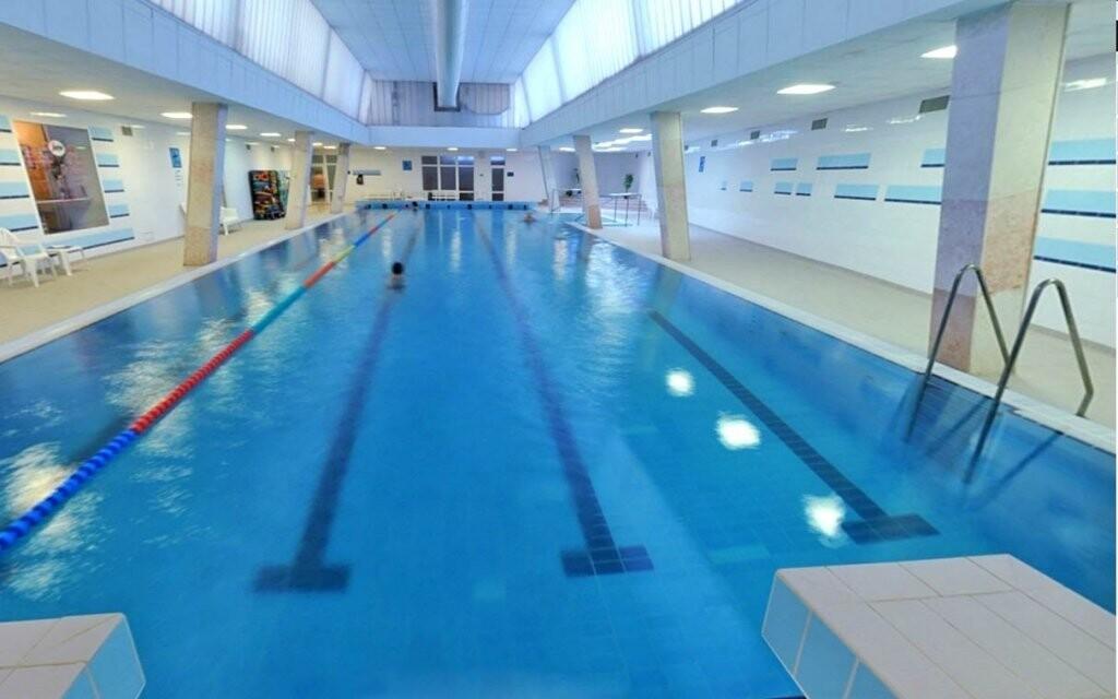 Relaxujte v bazénovém komplexu Alžbětiny Lázně