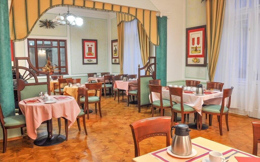 Vychutnejte si skvělé jídlo v restauraci Chebský Dvůr