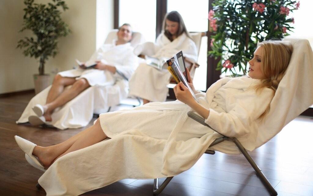 Oddýchnite si vo wellness centre