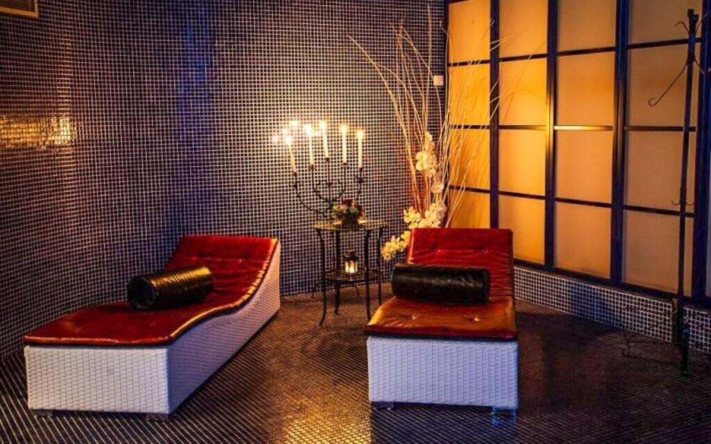 Elegantní interiéry hotelu vás okouzlí