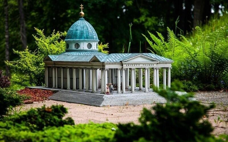 Za návštěvu stojí i park s miniaturami