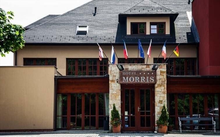 V hotelu Morris **** si můžete být jistí kvalitou služeb
