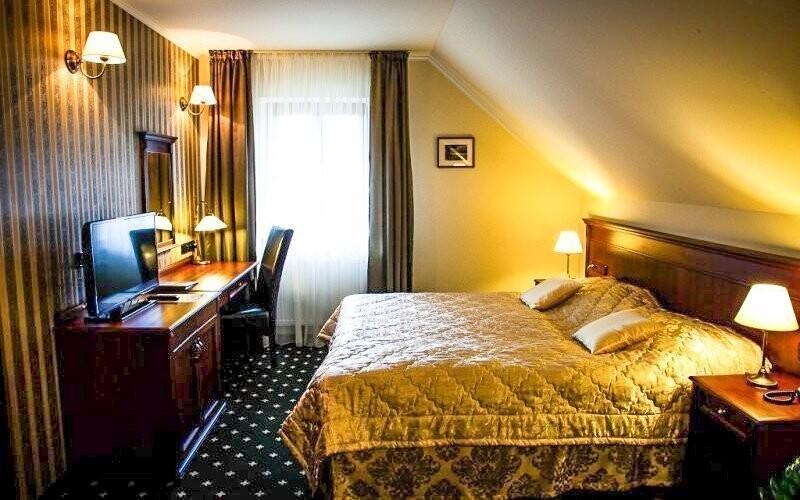 Dopřejte si luxusní dovolenou v Golf Hotelu Morris ****