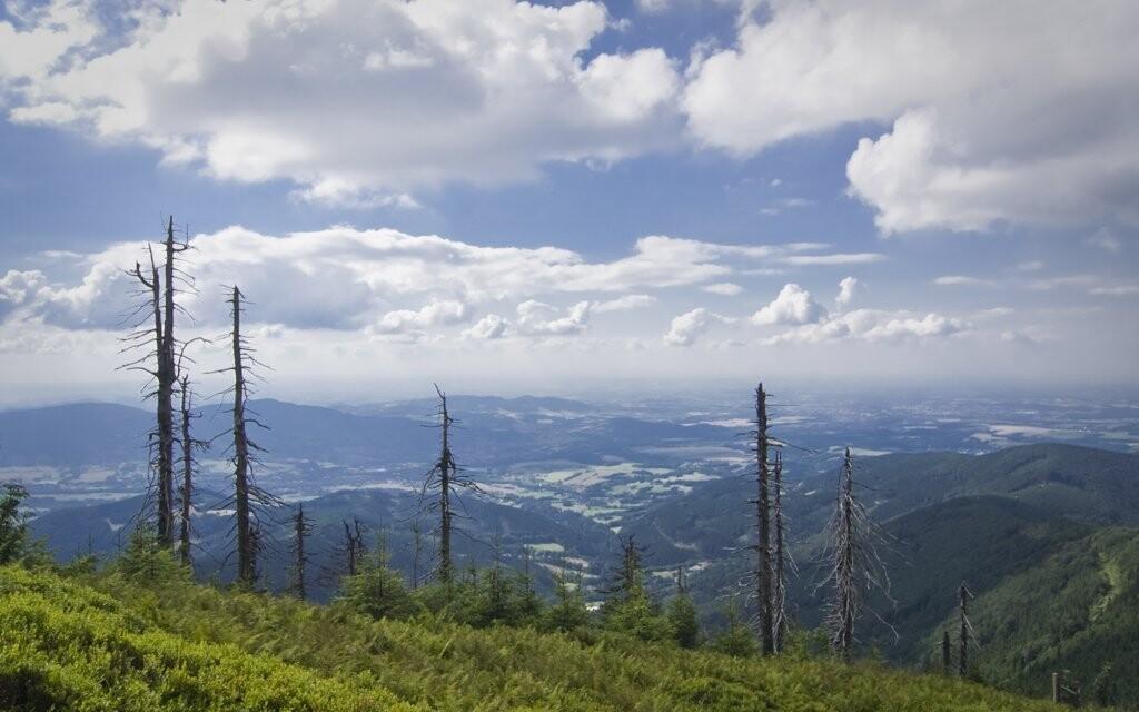 Krušné hory jsou krásné