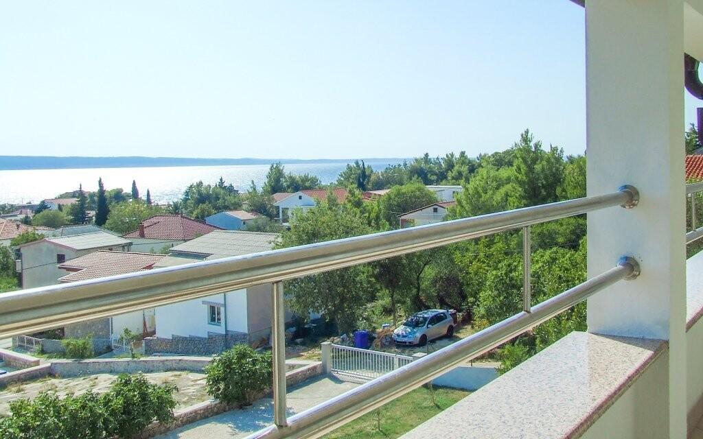 Užijte si výhled z terasy