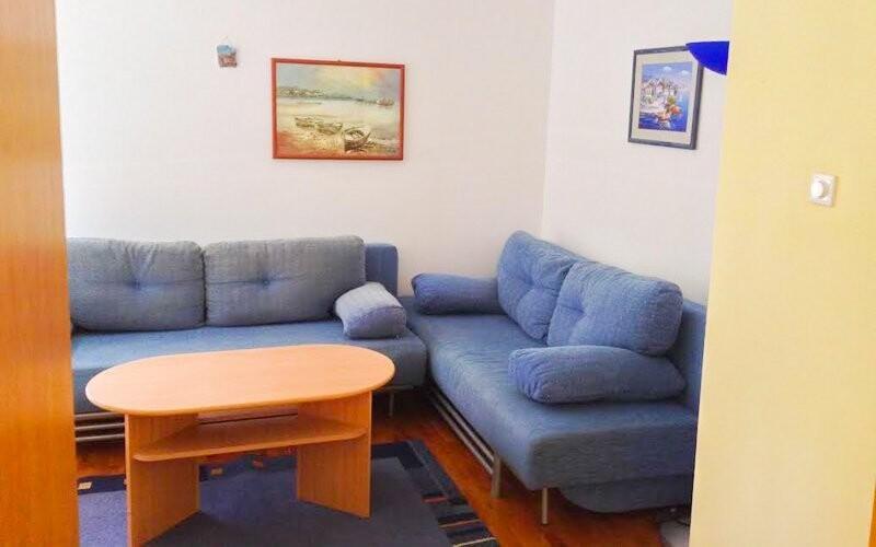 V apartmánech je i samostatný obývací pokoj