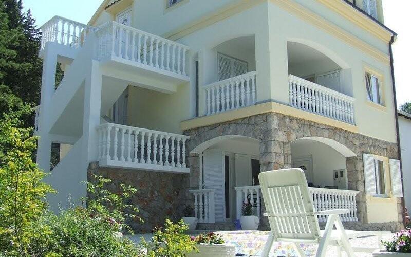 Ubytujte se ve Ville Santa Maria v Dalmácii