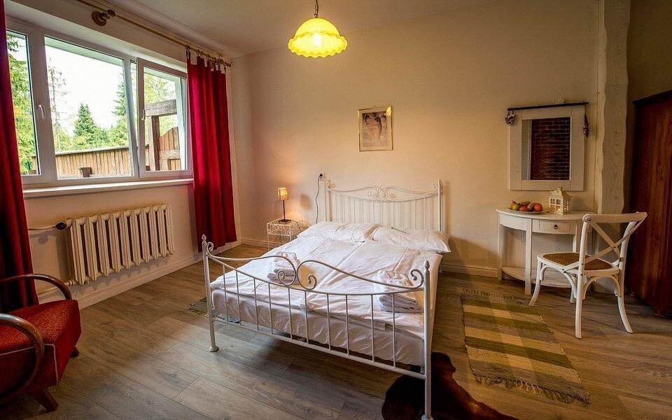 Za príplatok si užite ubytovanie v ešte luxusnejších izbách