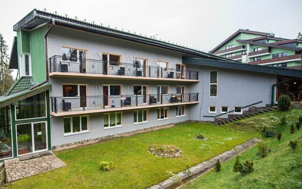 Hotel Nezábudka ponúka perfektnú dovolenku