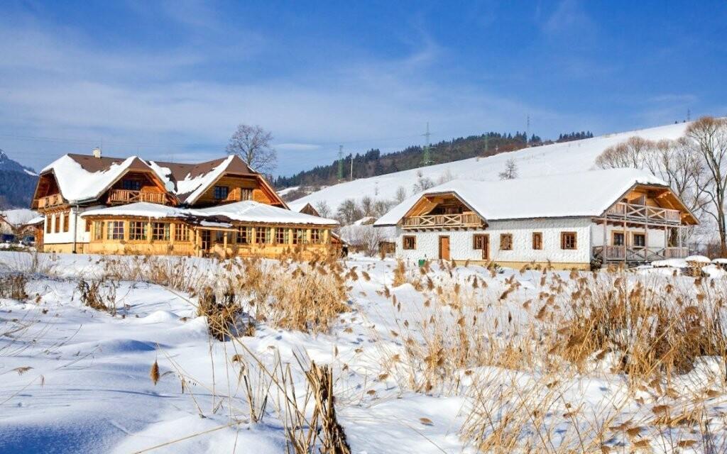 Užijte si skvělou dovolenou v penzionu Gazdovský Dvor