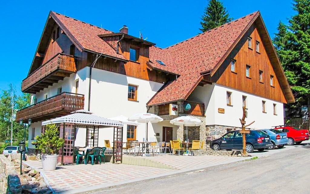 O skvělou dovolenou se postará Penzion Alpský Dům