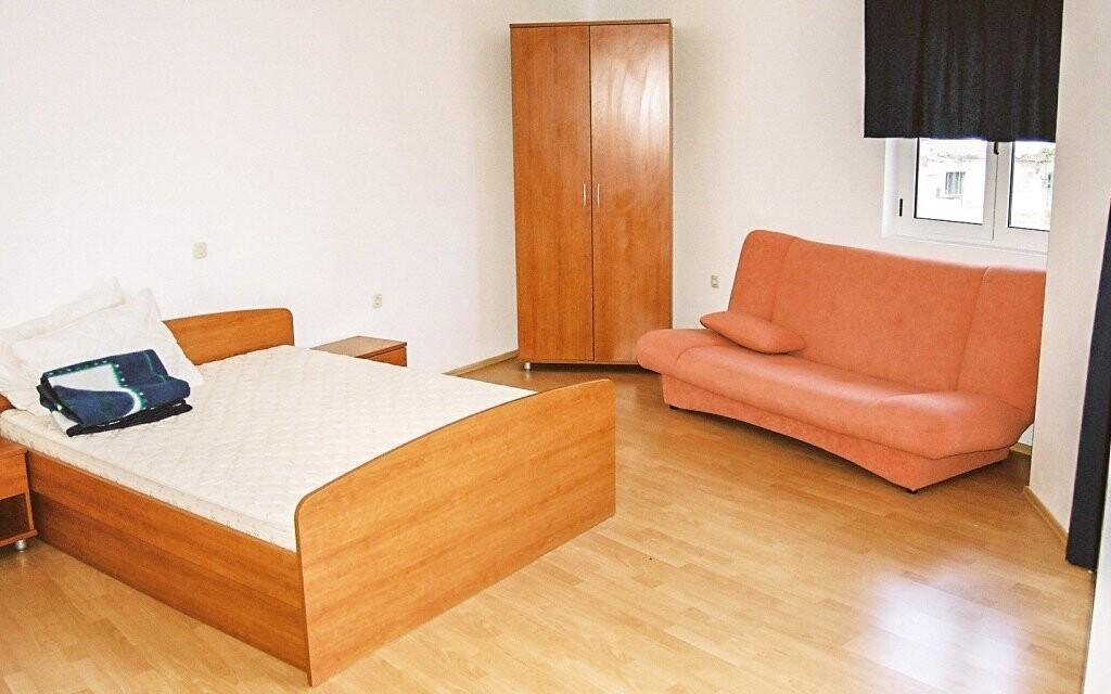 Izby penziónu sú komfortne vybavené