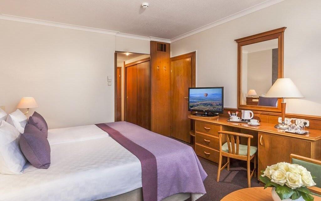Připlatit si můžete i za pokoj Suite
