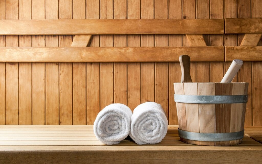 Užijte si relaxaci v sauně