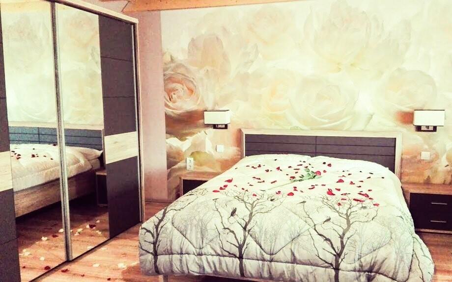 Těšte se na moderně vybavené pokoje