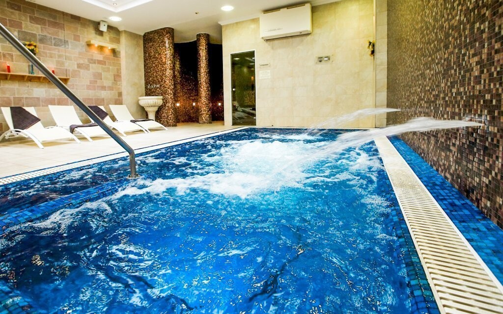 Užite si wellness pobyt v 4* hoteli