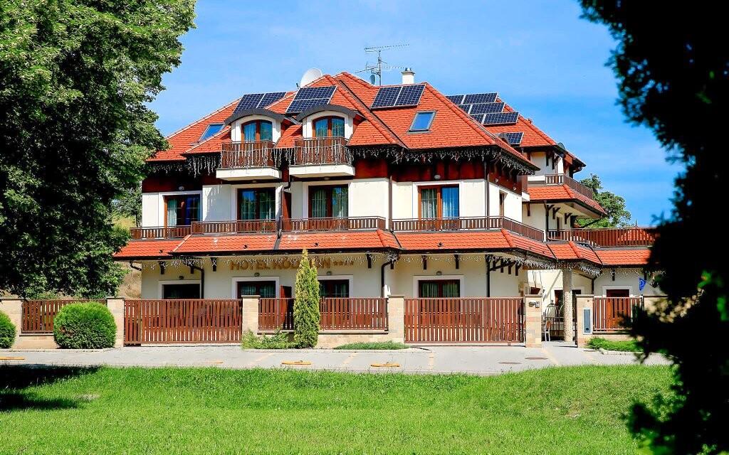 Hotel Ködmön **** Eger Maďarsko