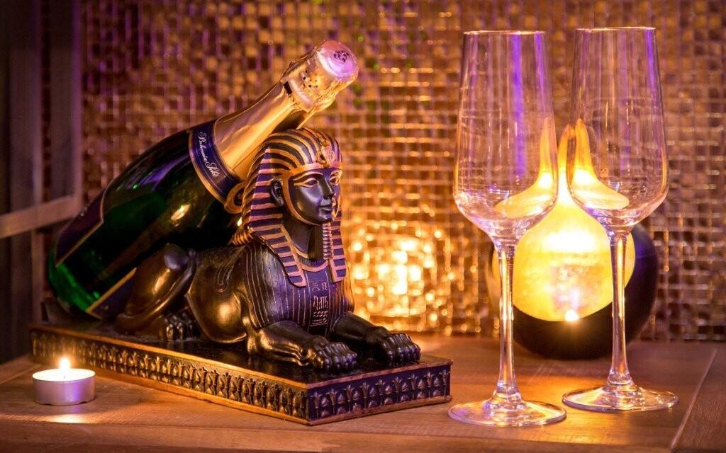 Dostanete láhev šampaňského