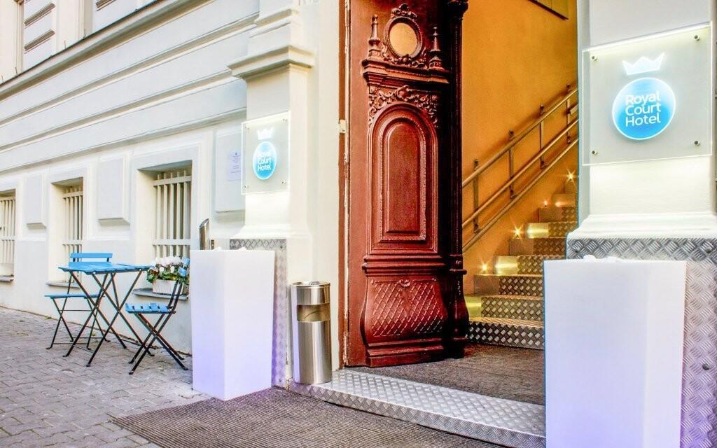 Užijte si dovolenou v Praze v Royal Court Hotelu ****