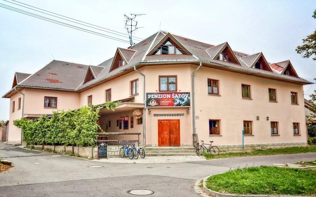 Tešte sa na ubytovanie v penzióne Šatovské Lípy