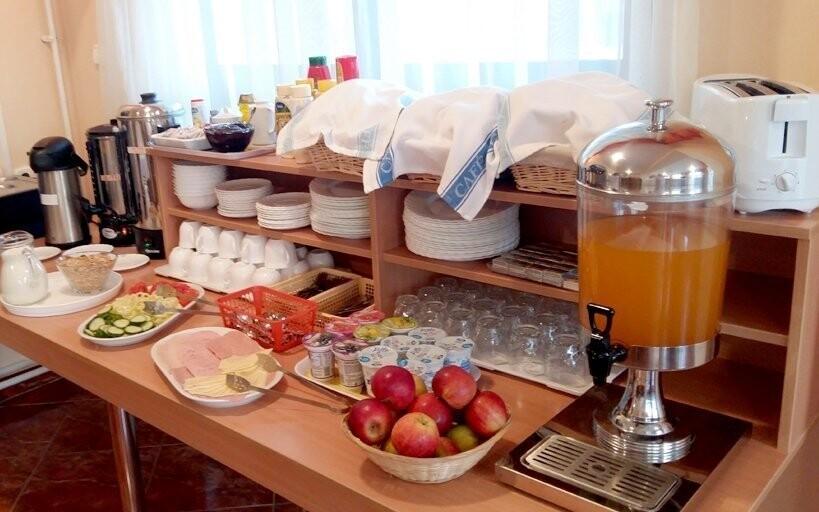 Začnite svoj deň poriadnymi raňajkami v Thermál Hoteli ***