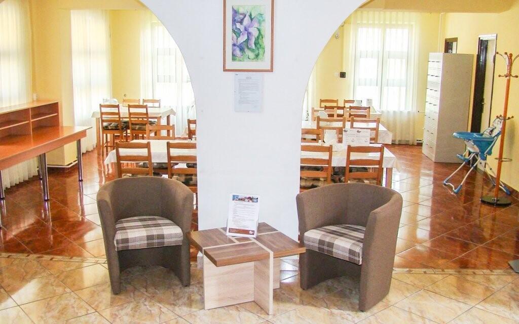 Reštaurácia, Thermál Hotel ***, Komárom, Maďarsko