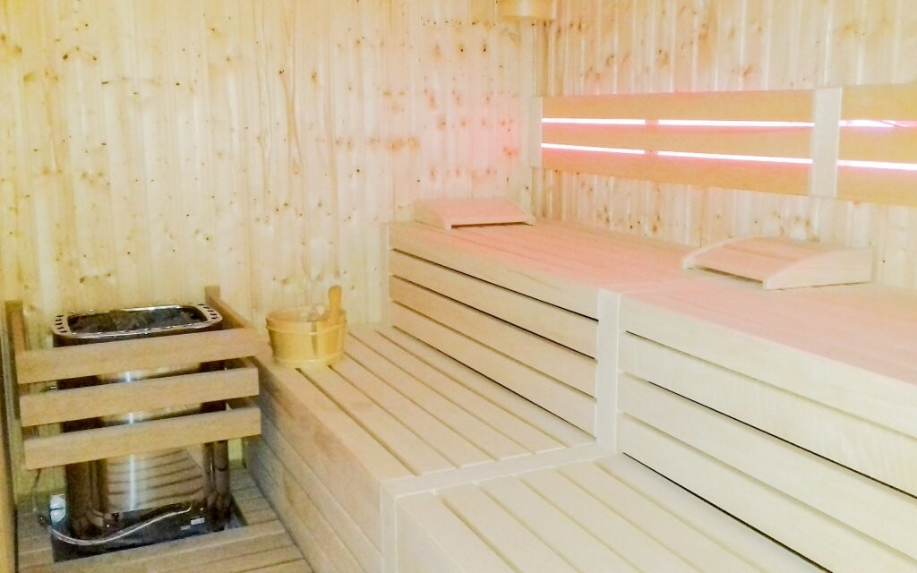Vstup do sauny máte zdarma