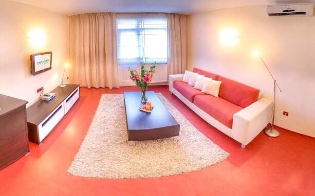 Za příplatek se můžete ubytovat v apartmá