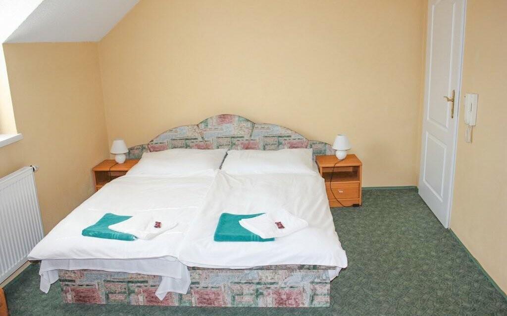 Izby sú pohodlne vybavené