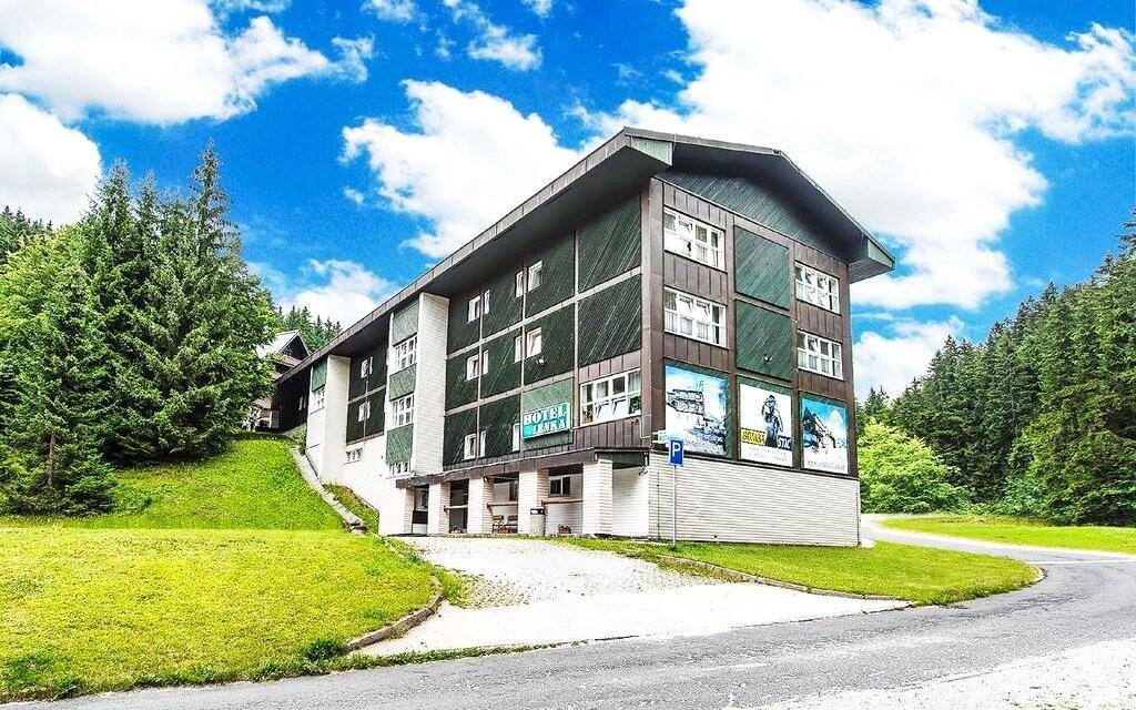 Hotel Lenka *** nabízí pohodlné ubytování v Krkonoších