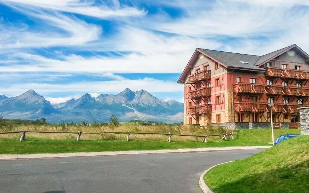 Tatragolf Mountain Resort **** stojí v úchvatnej lokalite